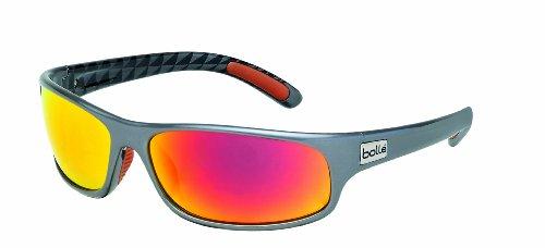 bollé Brille Anaconda - Gafas de Ciclismo, Color Negro, Talla única