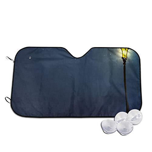 Rterss kat nachtlampjes behang voorruit zon schaduw vizier voorruit glas voorkomen dat de auto van verwarming tot binnen op maat
