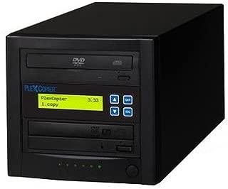 PlexCopier 24X SATA 1 to 1 CD DVD duplicator Writer Copier Tower (1 Target)