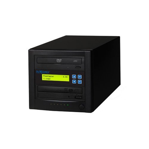 PlexCopier duplicator Writer Copier Target