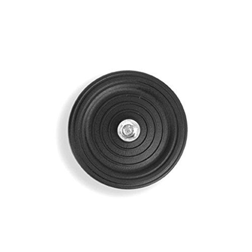 rechange pneu pour roue d'entrainement 90mm de diamètre vélo