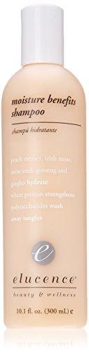 Elucence Moisture Benefits Shampoo, 10.1-Ounce