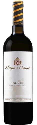 Pago de Cirsus Oak Aged, Vino Tinto, 1 Botella, 75 cl