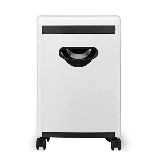 HDDFG Tarjeta de crédito/Grapas/Clips microutilización Micro-Corte/trituradoras para Oficina para Oficina y Uso doméstico