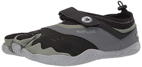 Body Glove mens 3T Barefoot Max,Black/Agave,10 M US
