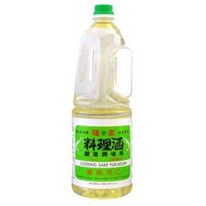 福泉 料理酒 業務用・C 1.8L×6本