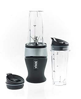 Ninja Slim Blender and Smoothie Maker [QB3001UK] 700 W, Black and Silver (B07Q6GT98V) | Amazon price tracker / tracking, Amazon price history charts, Amazon price watches, Amazon price drop alerts