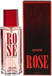 Rose by Amare - perfumes for women - Eau de Toilette, 100 ml