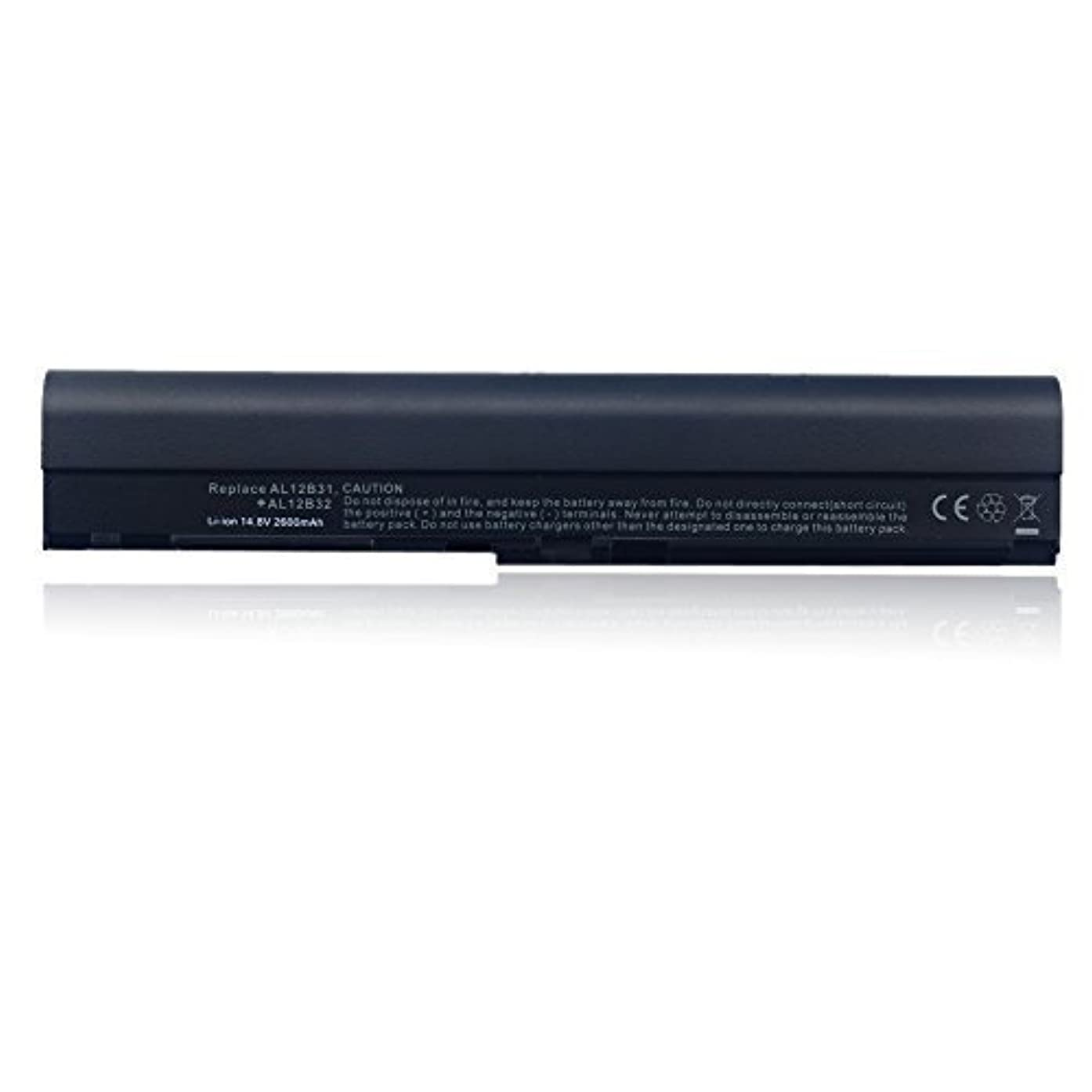 Bay Valley Parts Laptop Battery AL12B31 AL12B32 AL12B72 AL12X32 Li-Ion Battery 4-Cell Pack for Acer Aspire V5-171 Aspire One 725 756 TravelMate B113-E B113-M Laptop/Netbook