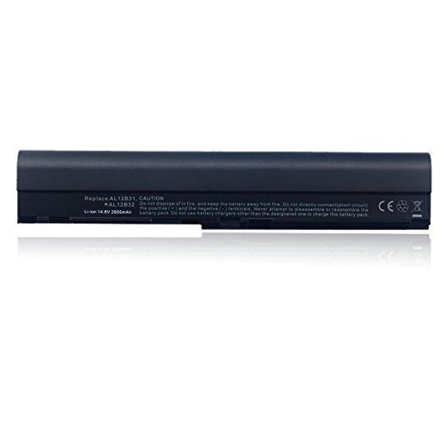 Bay Valley Parts Laptop Battery AL12B31 AL12B32 AL12B72 AL12X32 Li-Ion Battery 4-Cell Pack for Acer Aspire V5-171 Aspire One 725 756 TravelMate B113-E B113-M Laptop/Netbook