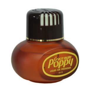 Original Poppy Grace Mate Lufterfrischer (Vanille, ohne Beleuchtung) (150 ml), Raum-Duft für die Wohnung, LKW, Auto - RaumParfum beseitig unangenehme Gerüche