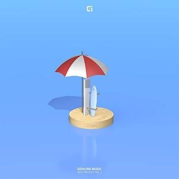 GENUINE MUSIC 2021 PROJECT VOL.1 - MOOD WAVE (With oo kiki)