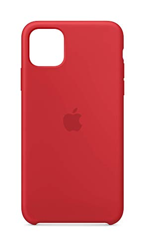 Apple Silikon Case (für iPhone 11 Pro Max) - (PRODUCT)RED