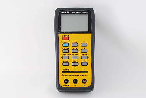 De-5000 Handheld LCR Meter (Discontinued Replaced By De-6000)