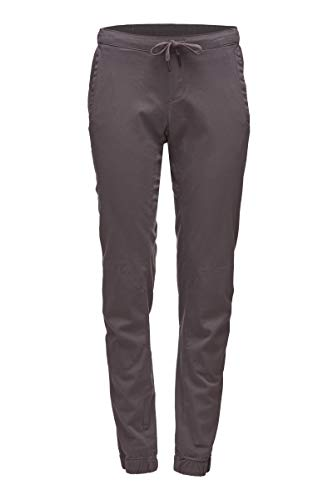 Black Diamond Unisex-Adult W Alpine Light Casual Pants, Slate, L