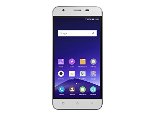 Mobistel F303-S Cynus F9 Smartphone (4G) Silber