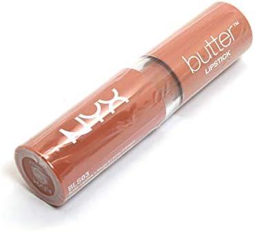 Butter Lipstick Net Wt 0 16oz 4 5g Lip Stick Many Colors BeutiYo Free ZipBag BLS03 SNOW CAP product image