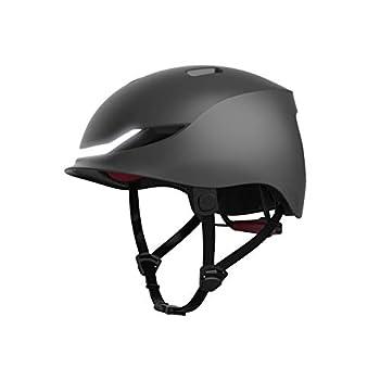 Lumos Matrix Smart Helmet  Charcoal Black MIPS    Urban   Skateboard Scooter Bike Accessories   Adult  Men Women   Front and Rear LED Lights   Turn Signals   Brake Lights   Bluetooth Connected