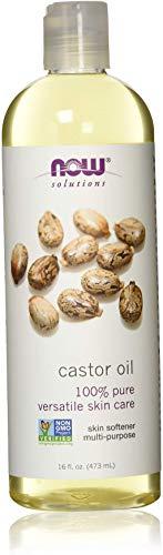 Now Foods Castor Oil, 100% Pure - 473...