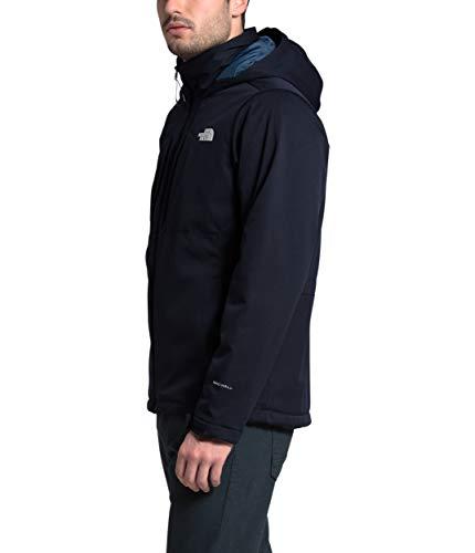 The North Face Men's Apex Elevation Jacket, Aviator Navy, XL