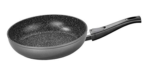 "Stoneline-Xtreme Germany's Series 9.6"" (24cm) Standard Saute Pan, Non-Stick Non-Toxic Stone Coating Cookware - 2016 Top of The line Model, Better Taste Food"
