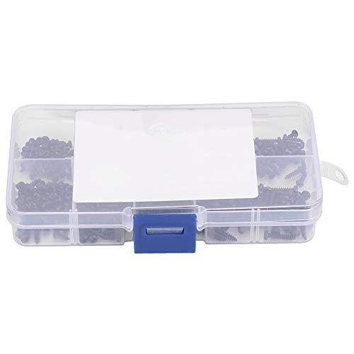 Tornillo duradero, tornillo de rosca, tornillo de cabeza plana, tornillo, para el hogar con caja de almacenamiento para ingeniería, no se deforma fácilmente