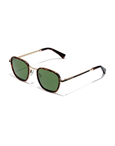HAWKERS Chain Sunglasses, GREEN, One Size Unisex-Adult