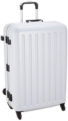 [アメリカンフライヤー] スーツケース The SILENT PREMIUM LIGHT 90L 76 cm 4.5kg カーボンホワイト
