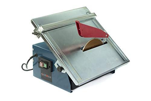Erman Máquina eléctrica portátil del cortador de la teja con las sierras del azulejo del sistema