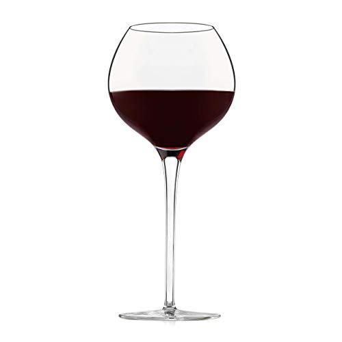 Libbey 4piezas Firma Westbury rojo vino Set, 23,5oz, transparente