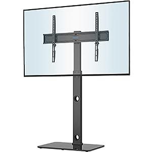 Kompatibilität - Der TV Ständer ist für Fernsehbildschirme von 30 bis 70 Zoll mit einer maximalen Tragfähigkeit von 40 kg; Konform mit VESA-Mustern 75 x 75/100 x 100/200 x 100/200 x 200/200 x 300/300 x 300/300 x 400/400 x 200/400 x 300/400 x 400/600 ...