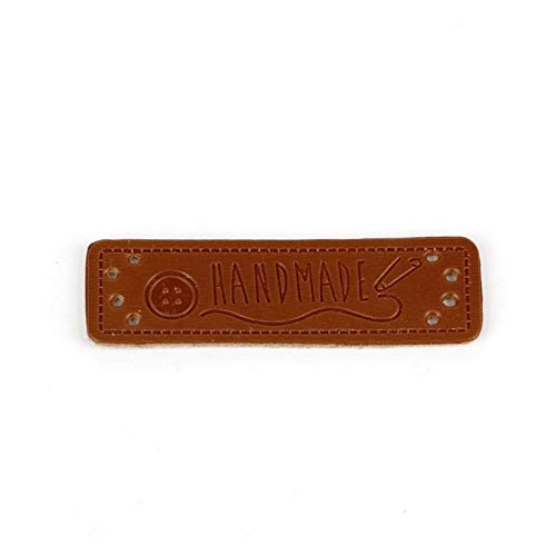 Etiqueta de disfraces personalizada 12 unids Multi Patterns Hecho a mano etiquetas de ropa etiquetas en relieve Etiquetas de bandera de bricolaje para prendas de coser calcetines accesorios Accesorios