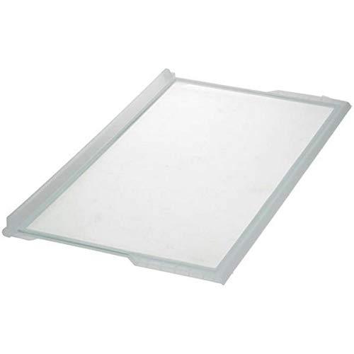 Whirlpool 481245088008 - Bandeja de cristal para frigorífico y congelador