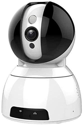 YAYY Kamery do monitoringu HD 1080P Wi-Fi bezprzewodowa kamera IP PTZ Pan pochylenie zoom zmotoryzowany dwudrożny dźwięk dynamiczny monitorowanie podczerwieni noktowizor Android iOS PC aplikacja (aktualizacja)
