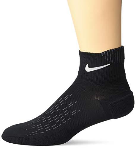Nike U Nk Spark Cush Ankle Calcetines, Unisex Adulto, Negro