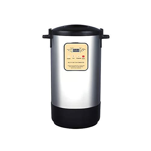 MaquiGra 12L kommerzielle Fermentationsmaschine Multifunktionaler Fermenter für schwarzen Knoblauch Joghurt Reiswein Essig rostfreier Stahl