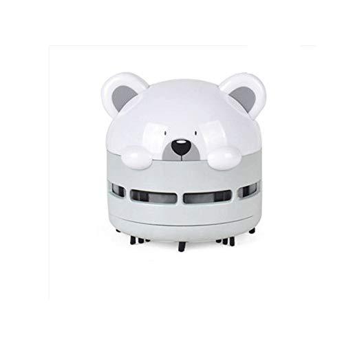 STRAW Mini Auto Aspirador del USB de Carga turística Handheld Portable del Aspirador del Polvo del Coche Vacum (Color : B)