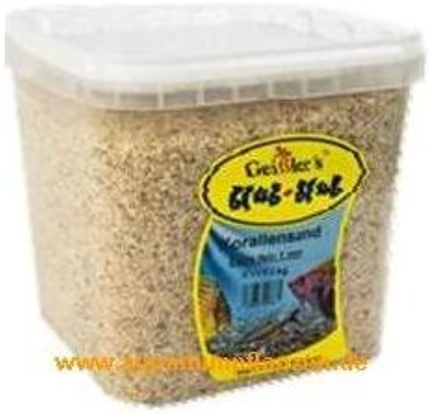 20 kg fine coral sand, 1 mm, aquarium gravel, soil