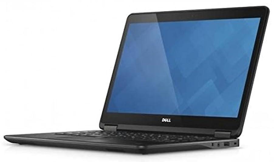 イブ尾いつも【中古】 DELL Latitude E7450 E7450 / Core i5 5300U(2.3GHz) / SSD:256GB / 14インチ / ブラック