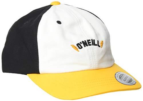 O'NEILL Dad Fit Baseball Cap-Kleinkinder Gorra, Multicolor (Weiß/Gelb 1031), Talla Única para...