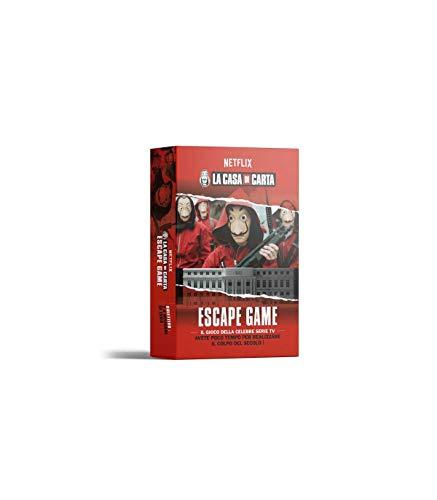 La Casa Di Carta-Escape Game