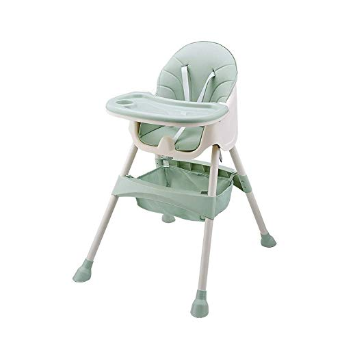Why Choose DIAOD Children's Dining Chair-Adjustable Baby High Chair Infant Toddler Feeding Booster S...