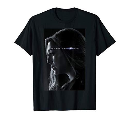 Marvel Avengers: Endgame Scarlet Witch Poster T-Shirt