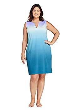 teal ombre dress