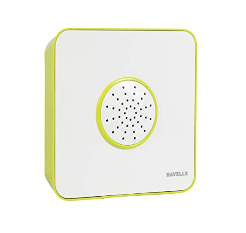 Havells Rhythm Musical Door Bell (25 Polyphonic Tunes), White