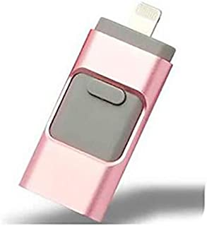 16GB USB Flash Drive for For iOS iPhone iPad And PC PINK Color