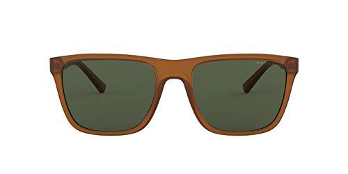 Armani Exchange - Gafas de sol para hombre, montura inyectada, 57 mm