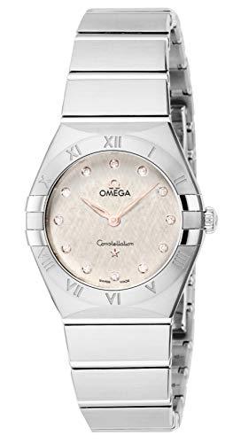 [オメガ] 腕時計 コンステレーションマンハッタン 131.10.28.60.52.001 レディース 並行輸入品 シルバー