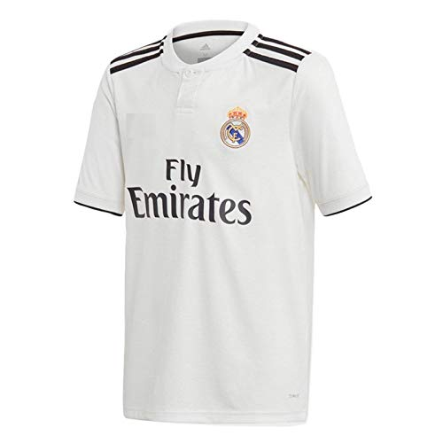 022dc5b0c Amazon.com : Fanatics Kitbag Real Madrid Men's Soccer Jersey Home Short  Sleeve Adult Sizes : Sports & Outdoors