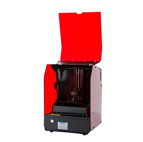 LCD Screen Stereolithography 3D Printer 0.075Mm Photosensitive Resin Research Industry Medical 350 * 350 * 490mm